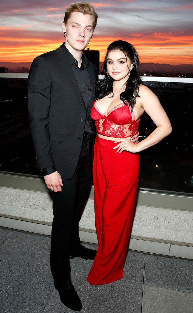 Ariel Winter, Levi Meaden