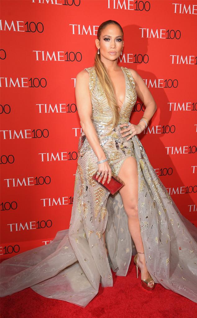 Jennifer Lopez, Met 100 Gala