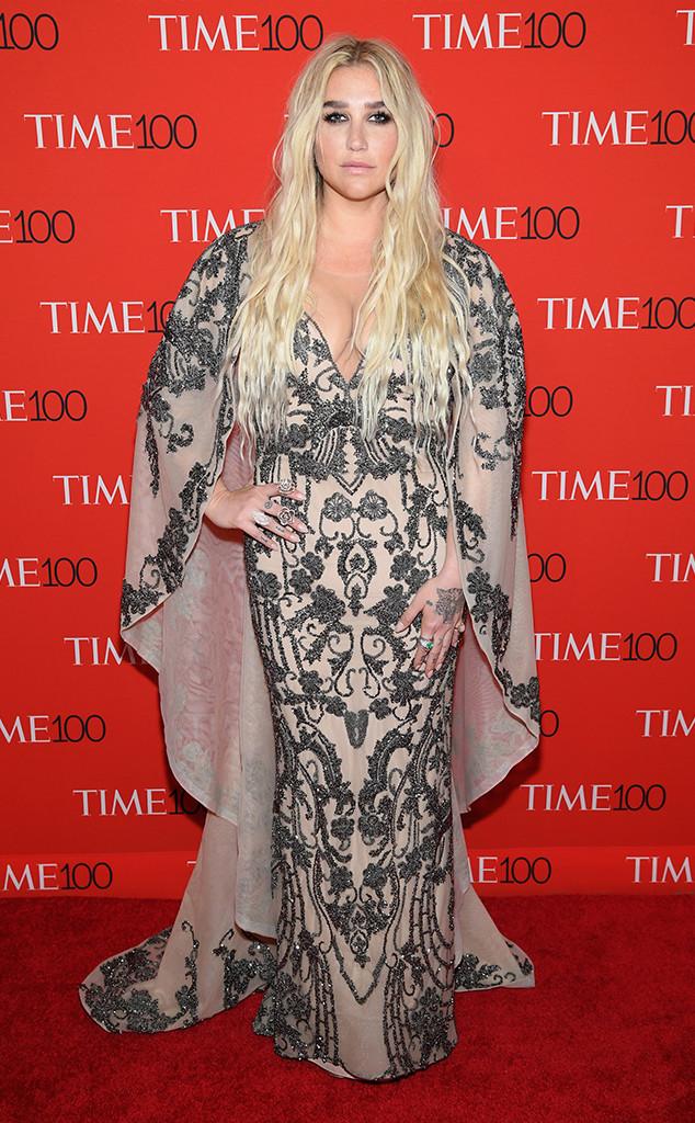 Kesha, Time 100 Gala