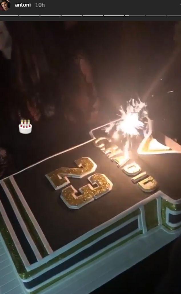 Gigi Hadid, Birthday