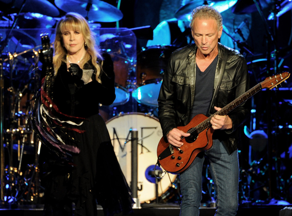 Lindsey Buckingham, Stevie Nicks