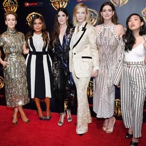 Sarah Paulson, Mindy Kaling, Sandra Bullock, Cate Blanchett, Anne Hathaway, Awkwafina, CinemaCon 2018