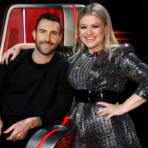 Adam Levine, Kelly Clarkson, The Voice