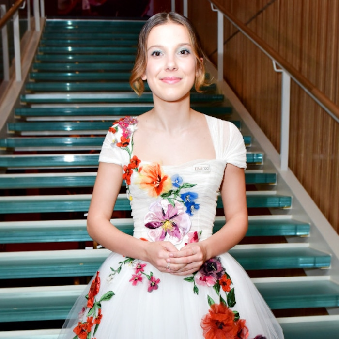Channel Millie Bobby Brown\'s Spring Style With Prom Dresses Under ...