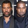 Jordan Peele, Kanye West