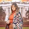 Melania Trump Feature, White House