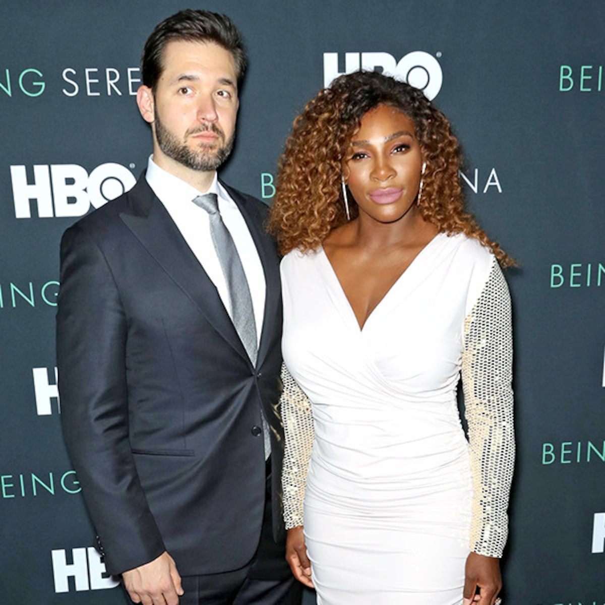 Serena Williams Husband Shares New Wedding Photo On Anniversary E Online