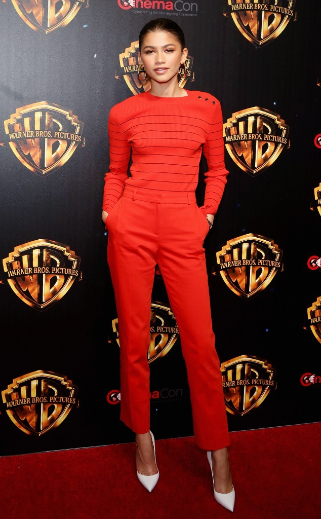 ESC: Best Dressed, Zendaya