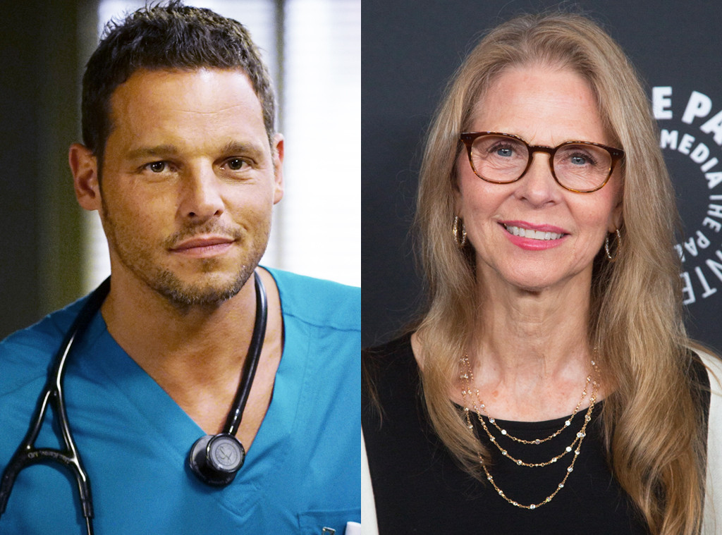 Greys Anatomy Casts Lindsay Wagner As Alex Karevs Mom E News