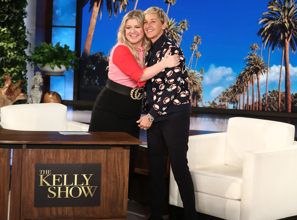 Kelly Clarkson, The Ellen DeGeneres Show