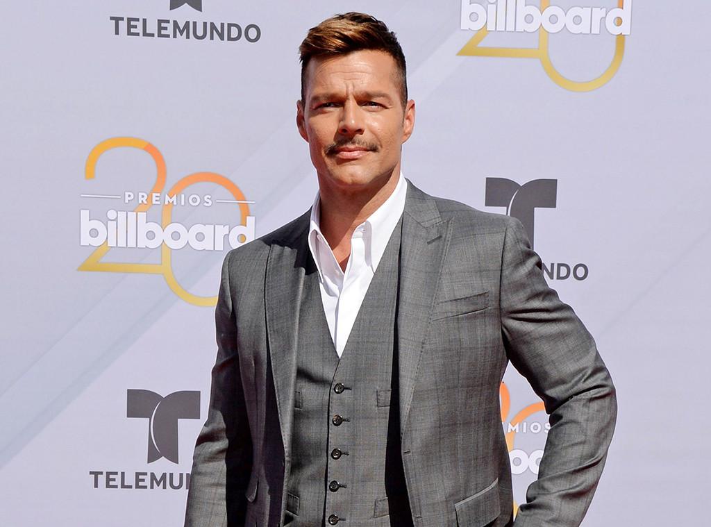 Ricky Martin, 2018 Billboard Latin Music Awards