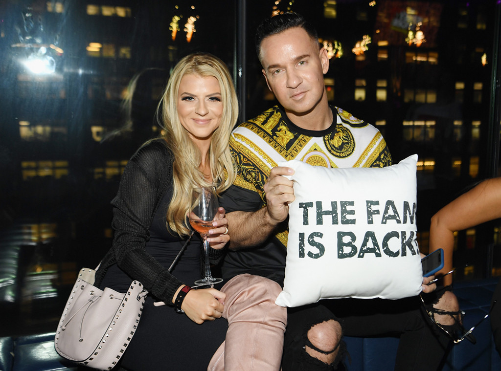 Mike Sorrentino, The Situation, Lauren Pesce