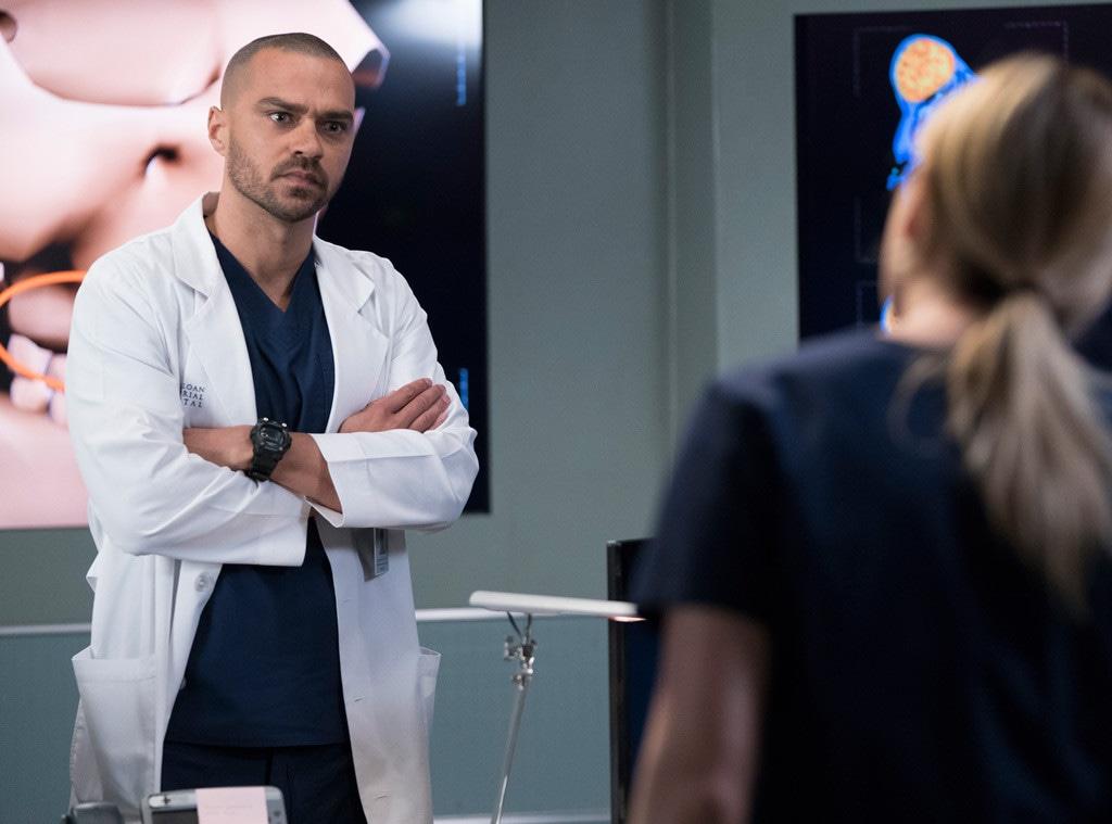 Grey's Anatomy, Jesse Williams