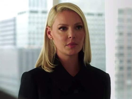 Katherine Heigl Cast as Lead in CBS Comedy Pilot <i>Our House</i>