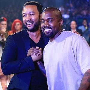 John Legend, Kanye West