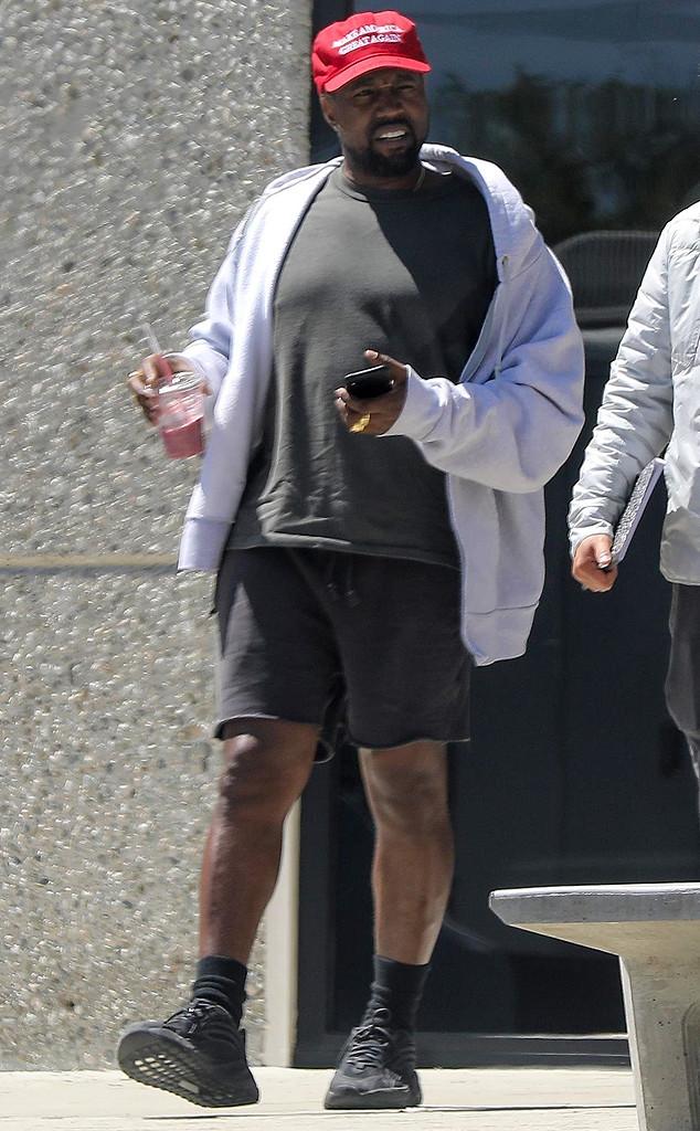 Kanye West, MAGA hat