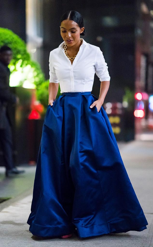 ESC: Yara Shahidi. Best Looks