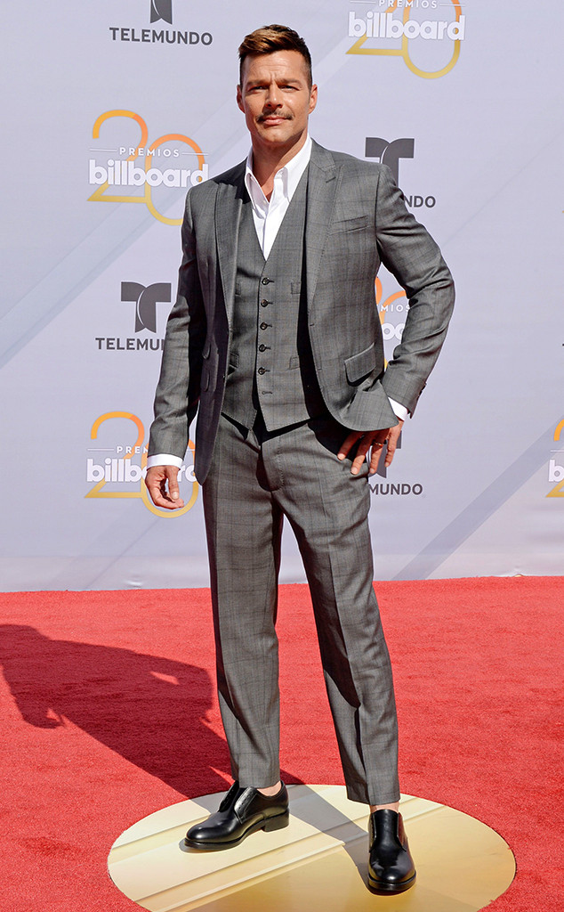 Ricky Martin, 2018 Billboard Latin Music Awards
