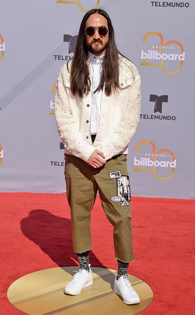 Steve Aoki, 2018 Billboard Latin Music Awards