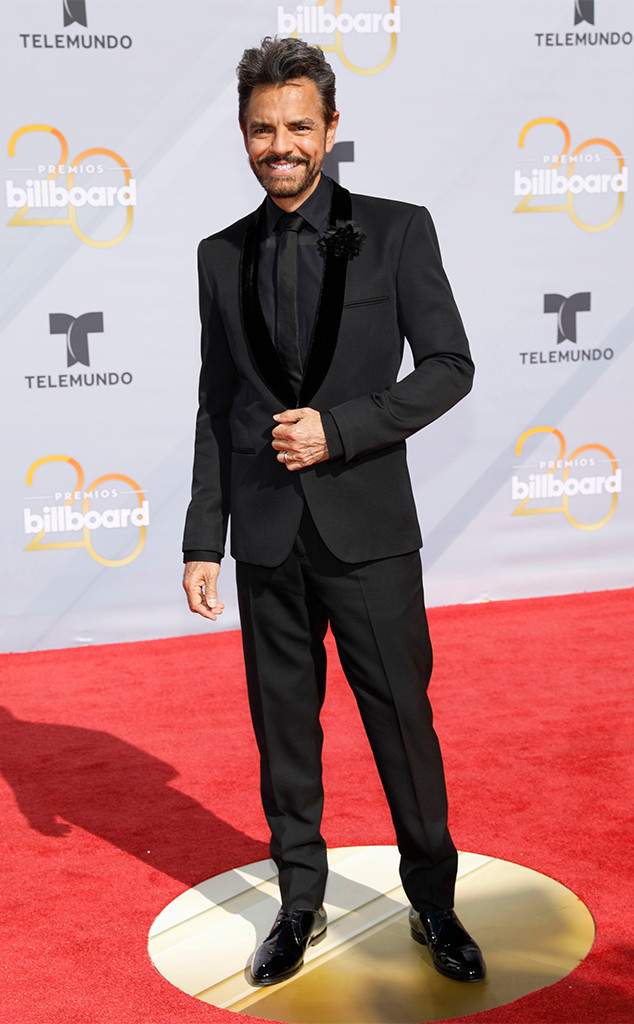 Eugenio Derbez, 2018 Billboard Latin Music Awards