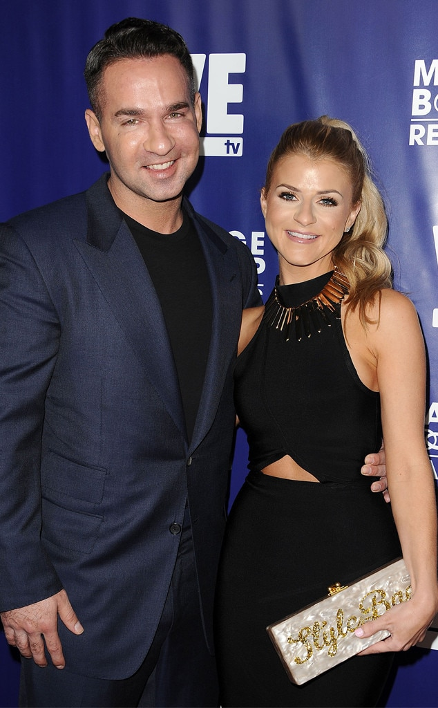 Jersey Shore's Mike ''The Situation'' Sorrentino Is Married - E ...