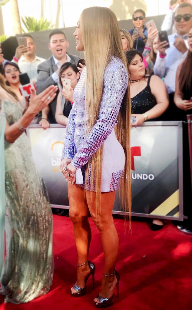 ESC: Latin Billboard Awards, Jennifer Lopez