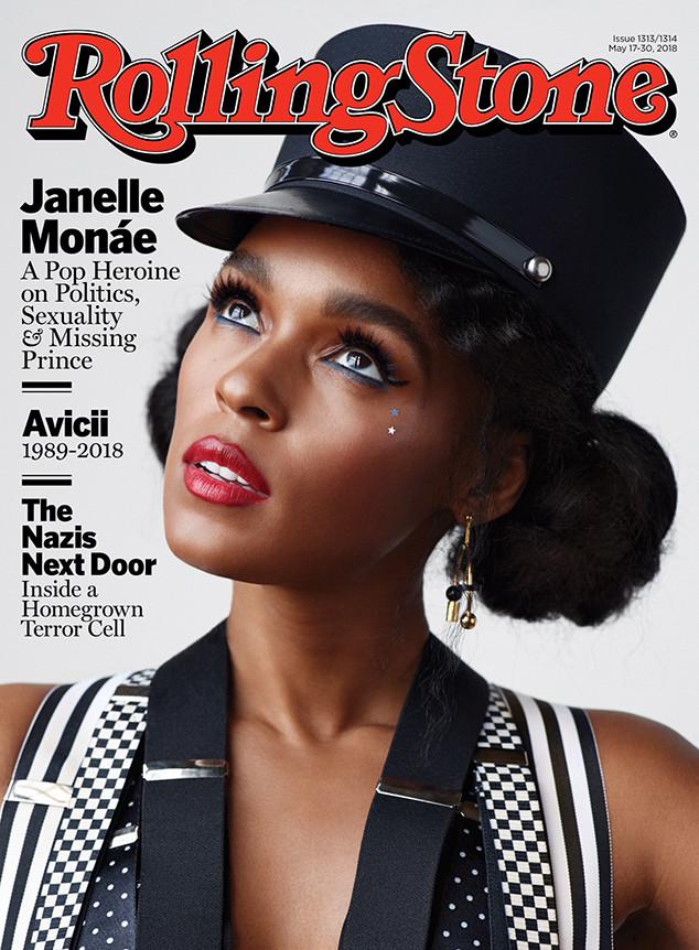 Janelle Monae, Rolling Stone