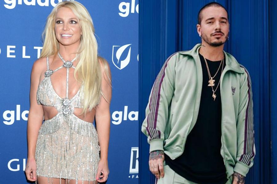 Britney Spears, J Balvin