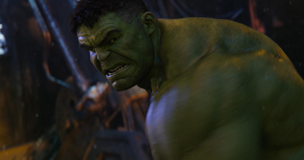 Avengers: Infinity War, Mark Ruffalo
