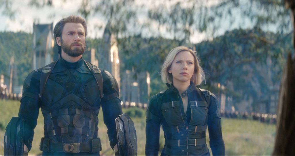 Scarlett Johansson, Avengers: Infinity War
