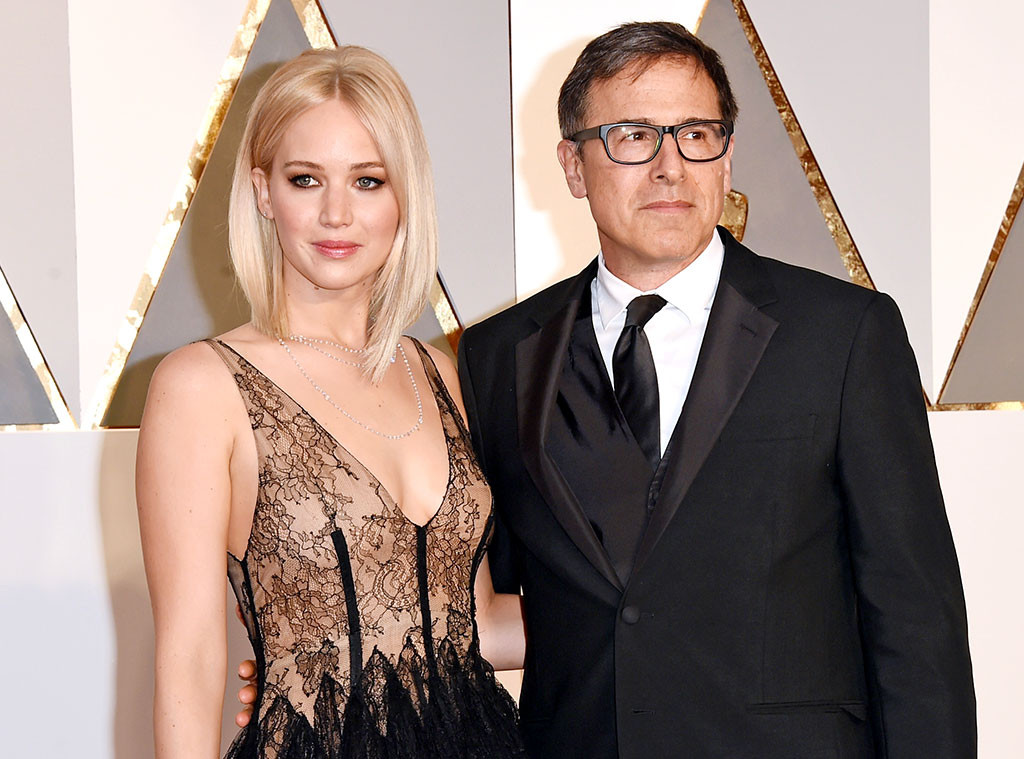 Jennifer Lawrence, David O. Russell