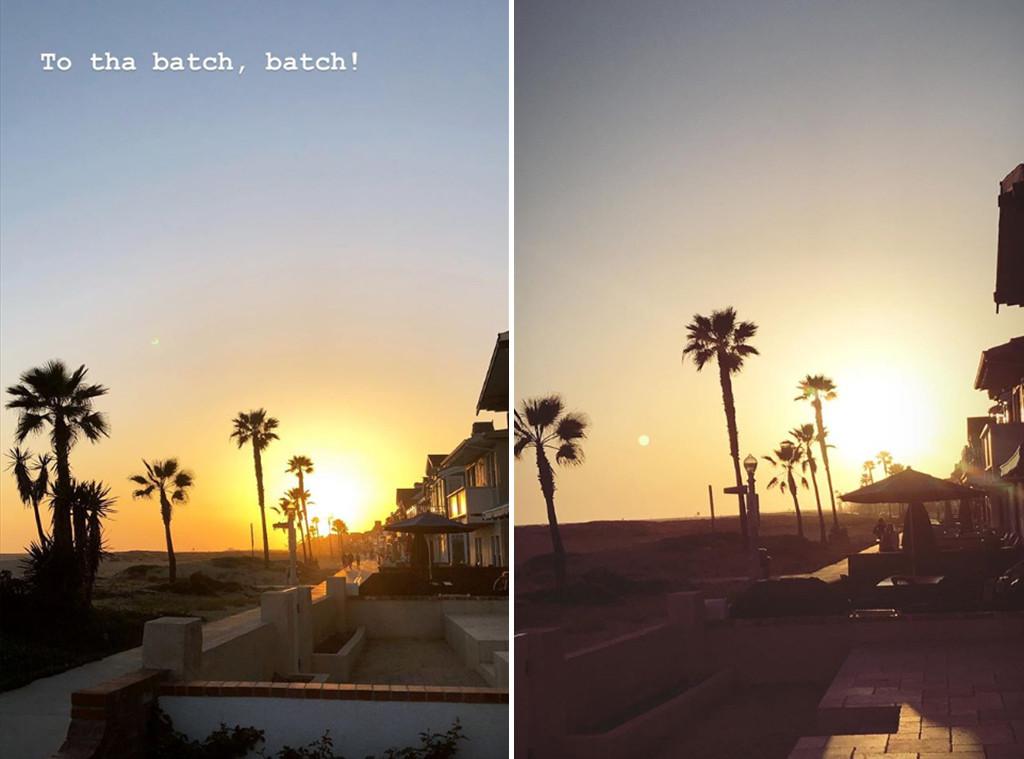 Ryan Cabrera, Audrina Patridge, Instagram