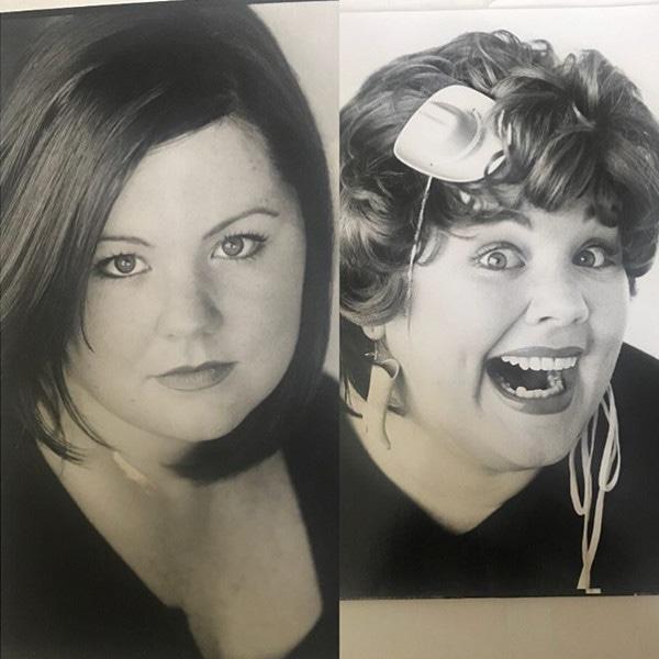 Melissa McCarthy, Old Headshots