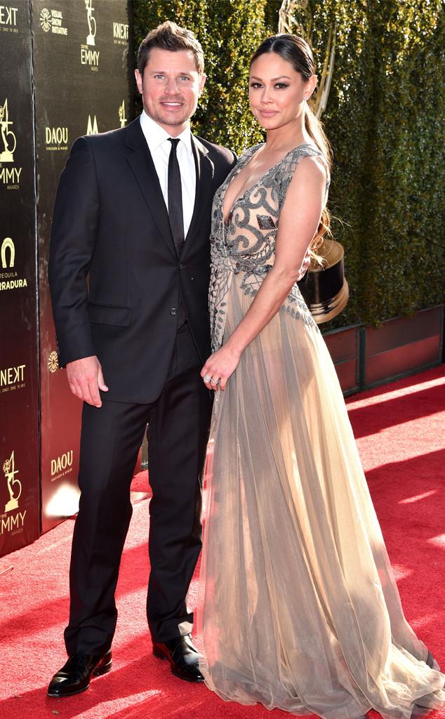 Nick Lachey, Vanessa Lachey, 2018 Daytime Creative Arts Emmy Awards
