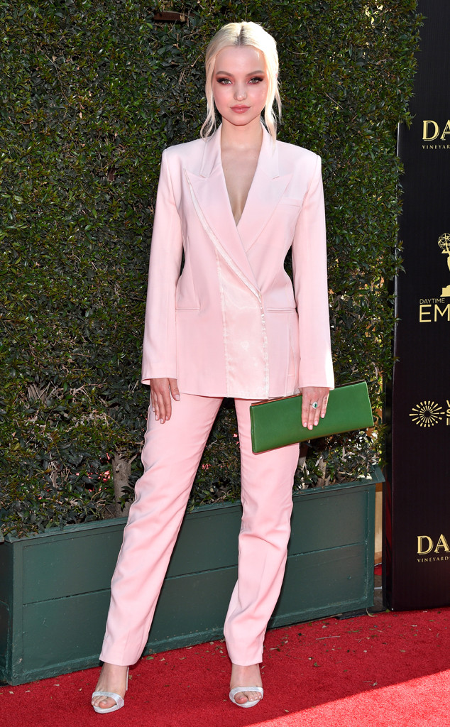 Dove Cameron, 2018 Daylight hours Creative Arts Emmy Awards