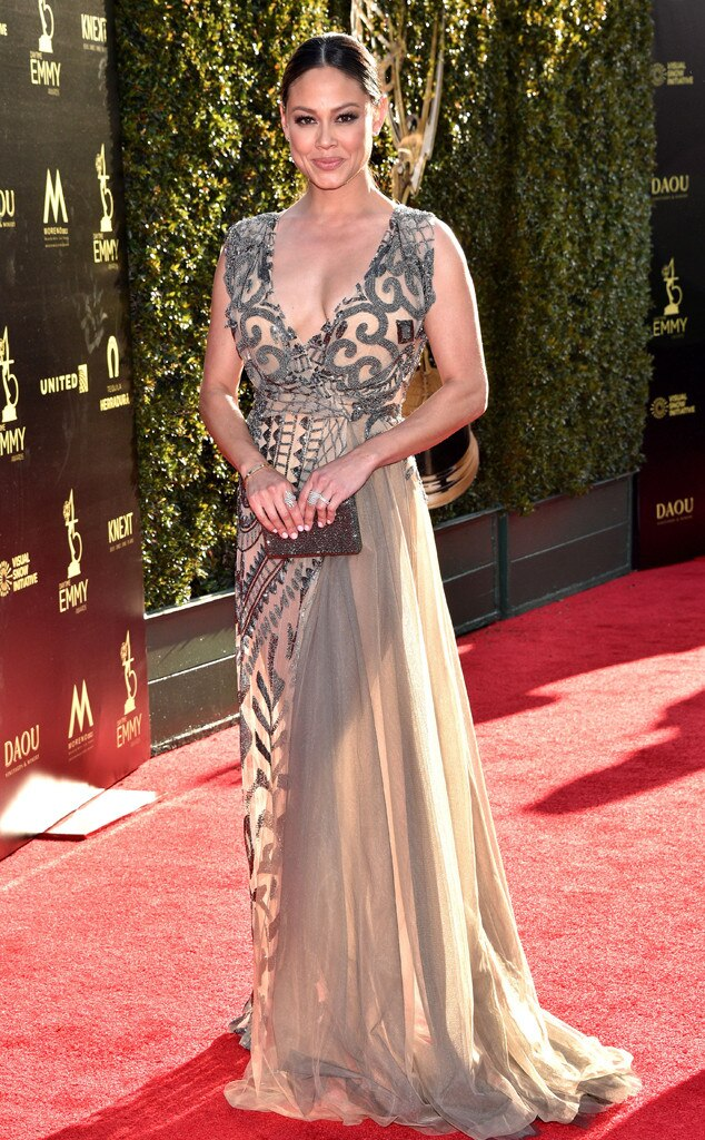 Vanessa Lachey, 2018 Daytime Creative Arts Emmy Awards
