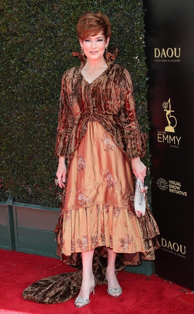 Carolyn Hennesy, 2018 Daytime Creative Arts Emmy Awards
