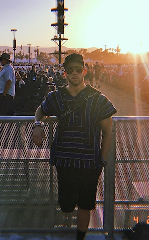 Nick Jonas, Stagecoach 2018, Instagram