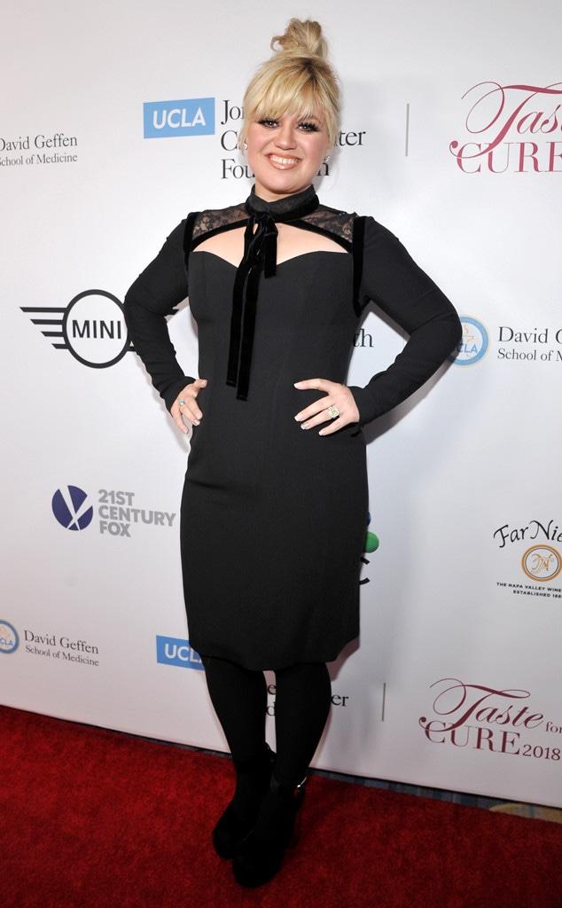 Kelly Clarkson, Taste for a Cure