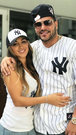 Ronnie Ortiz-Magro, Jen Harley, Instagram