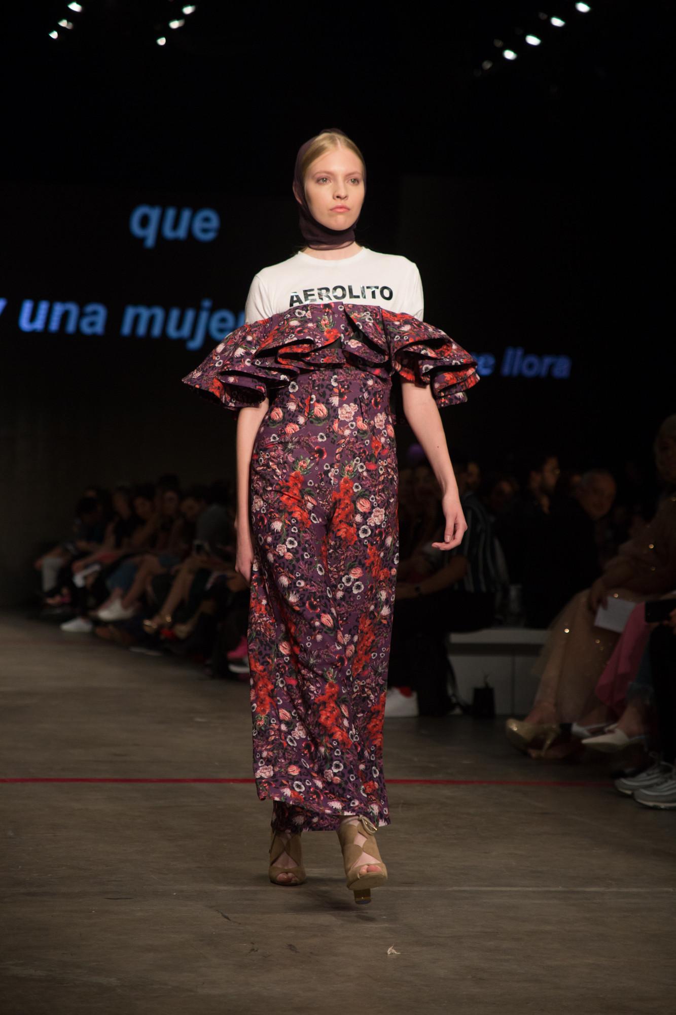 MBFWMX18, Alexia Ulibarri