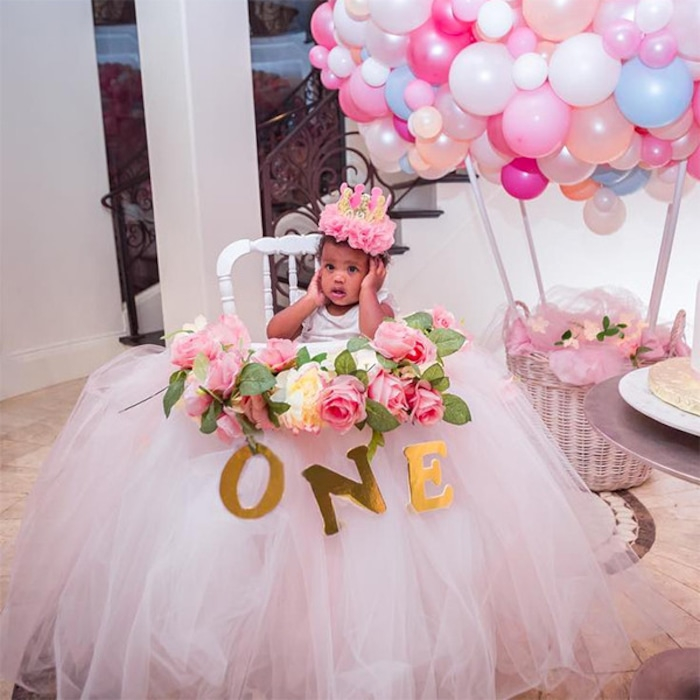 Ciara And Russell Wilsons Daughter Siennas 1st Birthday Party Is