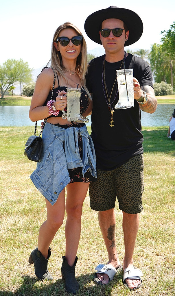 Audrina from the hills who is she dating
