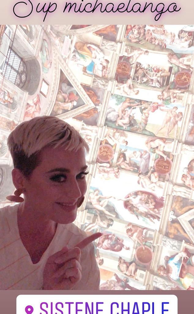 Katy Perry, Rome