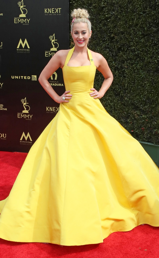 Kellie Pickler, 2018 Daytime Emmy Awards