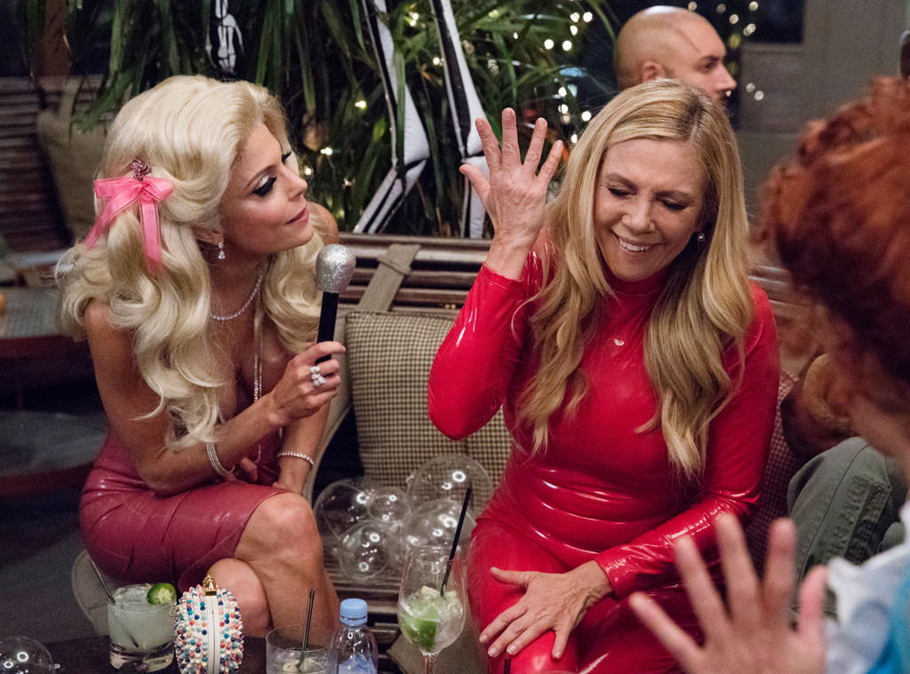 The Real Housewives of New York City Returns With Questionable