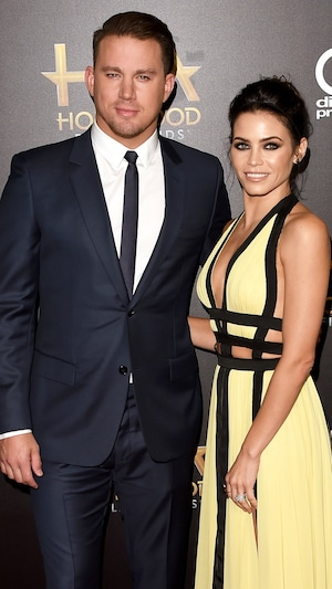 Channing Tatum, Jenna Dewan-Tatum, Hollywood Film Awards