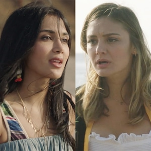 Megan, Naseem, The Arrangement