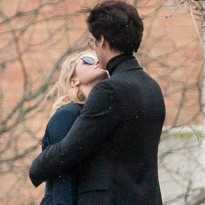 riverdale stars lili reinhart and cole sprouse caught kissing in paris e news