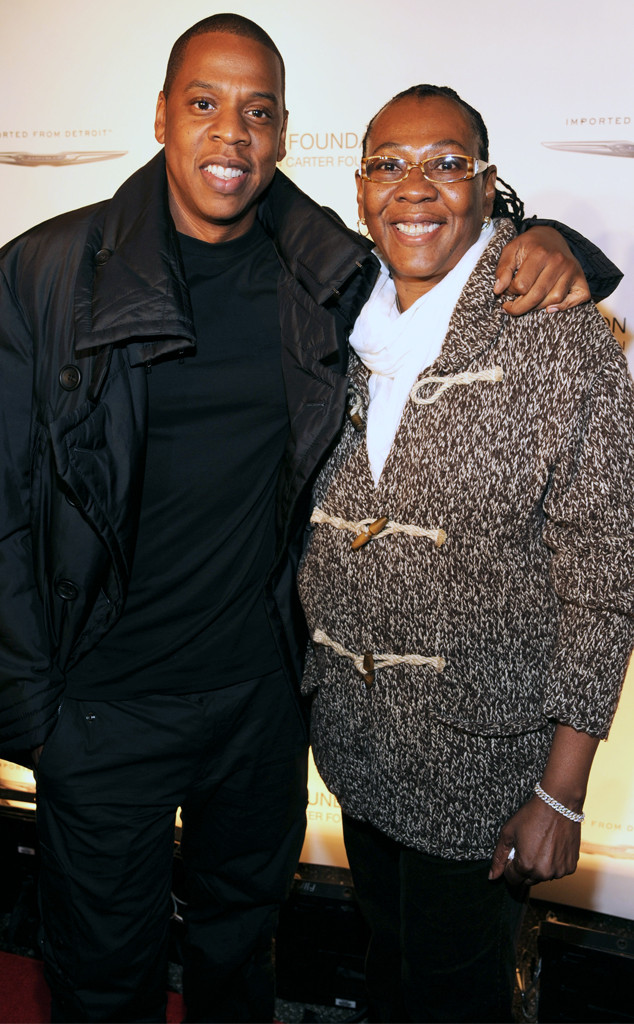 jay z obama relationship with mother